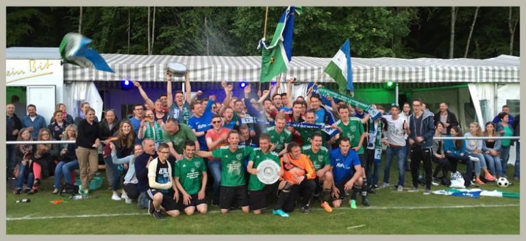 Aufstieg 2014-15